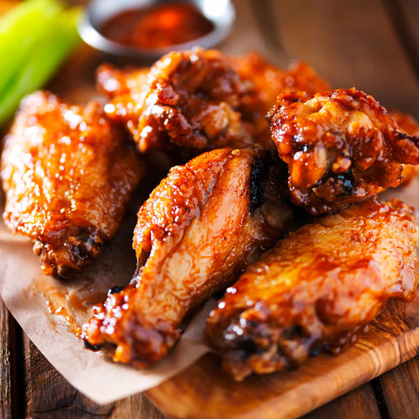 ali di pollo