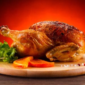 arrosto di pollo