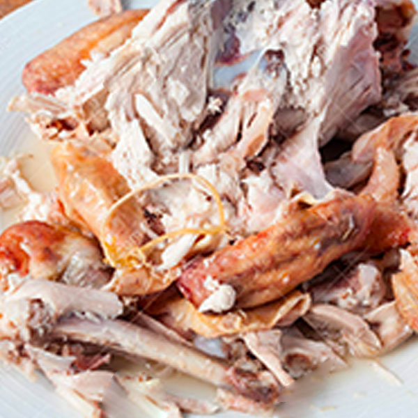 carcassa di pollo